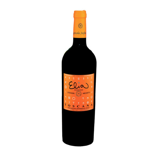 Elia, vino rosso Stefania Mezzetti