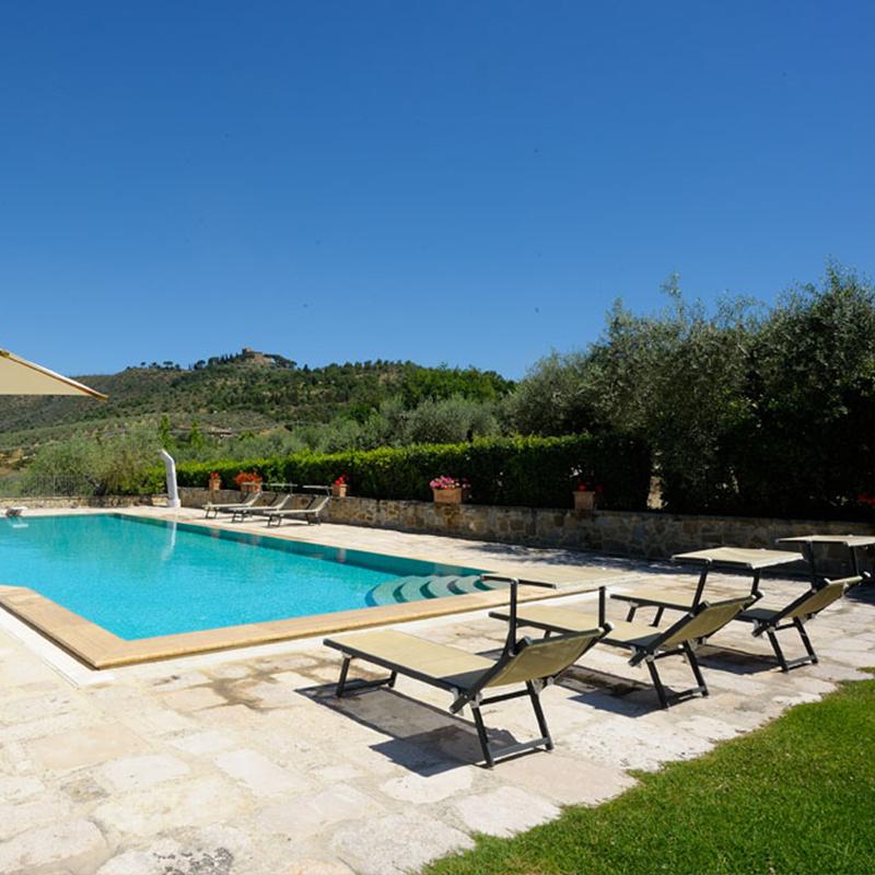 villa giulia, piscina