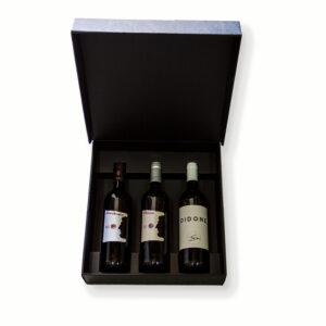 cofanetto degustazione vini dell'Umbria
